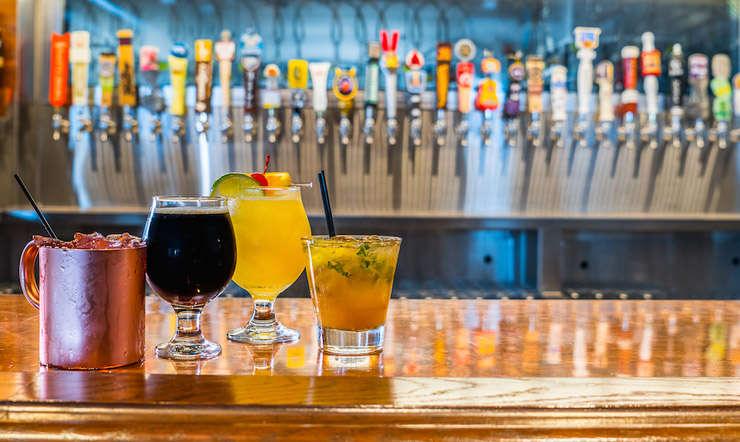 Beverages & Alcohol