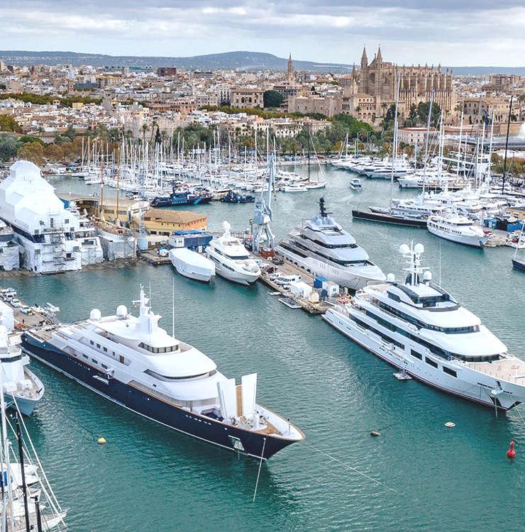 Docks Of Mallorca